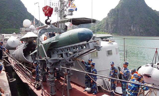 Khả năng tấn công chớp nhoáng của tàu chiến tốc độ cao bậc nhất Việt Nam - Ảnh 2.