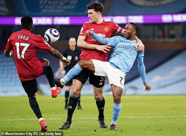 Man City gục ngã trước M.U, HLV Guardiola vẫn nói cứng - Ảnh 1.