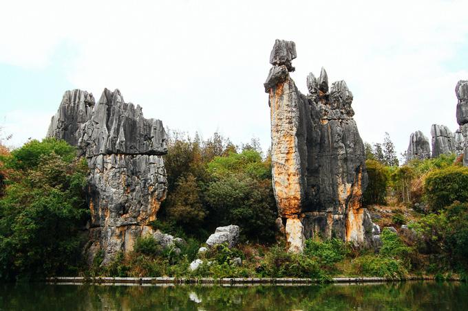 Lạc vào mê cung rừng đá 270 triệu năm tuổi - Ảnh 8.