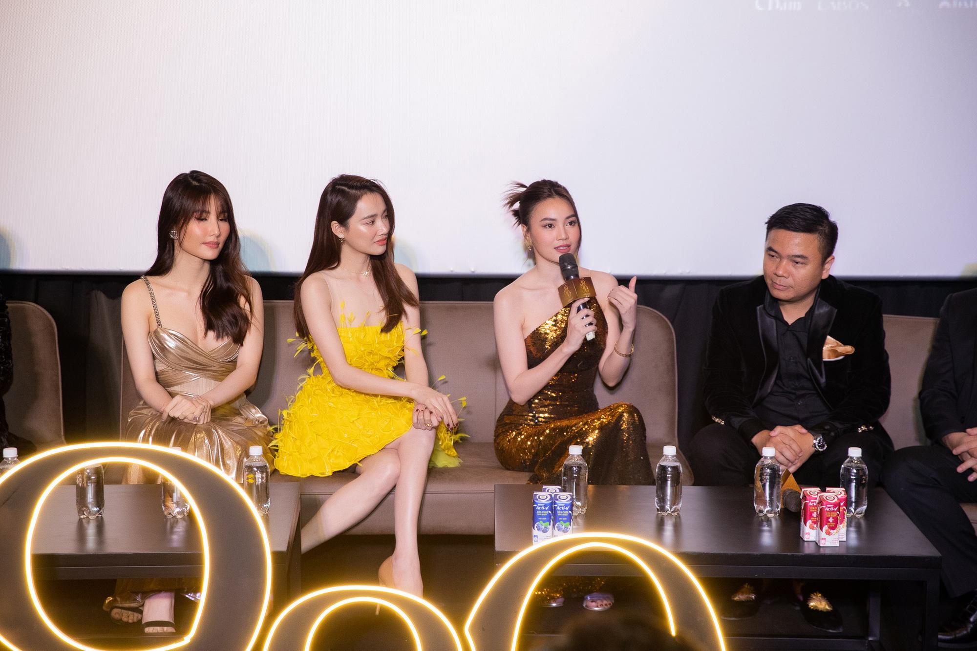 """3 ngọc nữ Ninh Dương Lan Ngọc, Nhã Phương và Diễm My 9x cùng tham gia dự án điện ảnh """"1990"""" - Ảnh 2."""