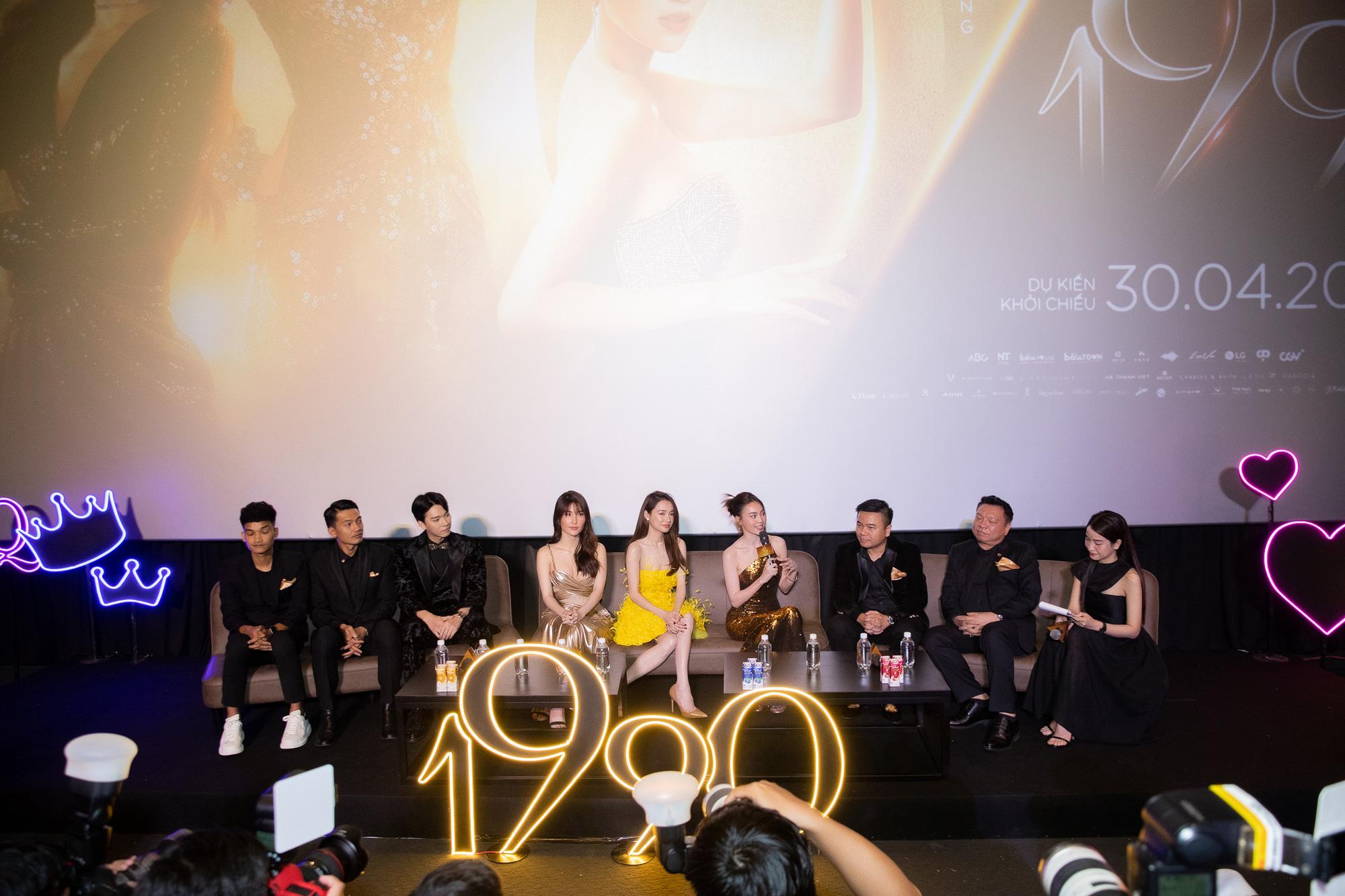 """3 ngọc nữ Ninh Dương Lan Ngọc, Nhã Phương và Diễm My 9x cùng tham gia dự án điện ảnh """"1990"""" - Ảnh 4."""