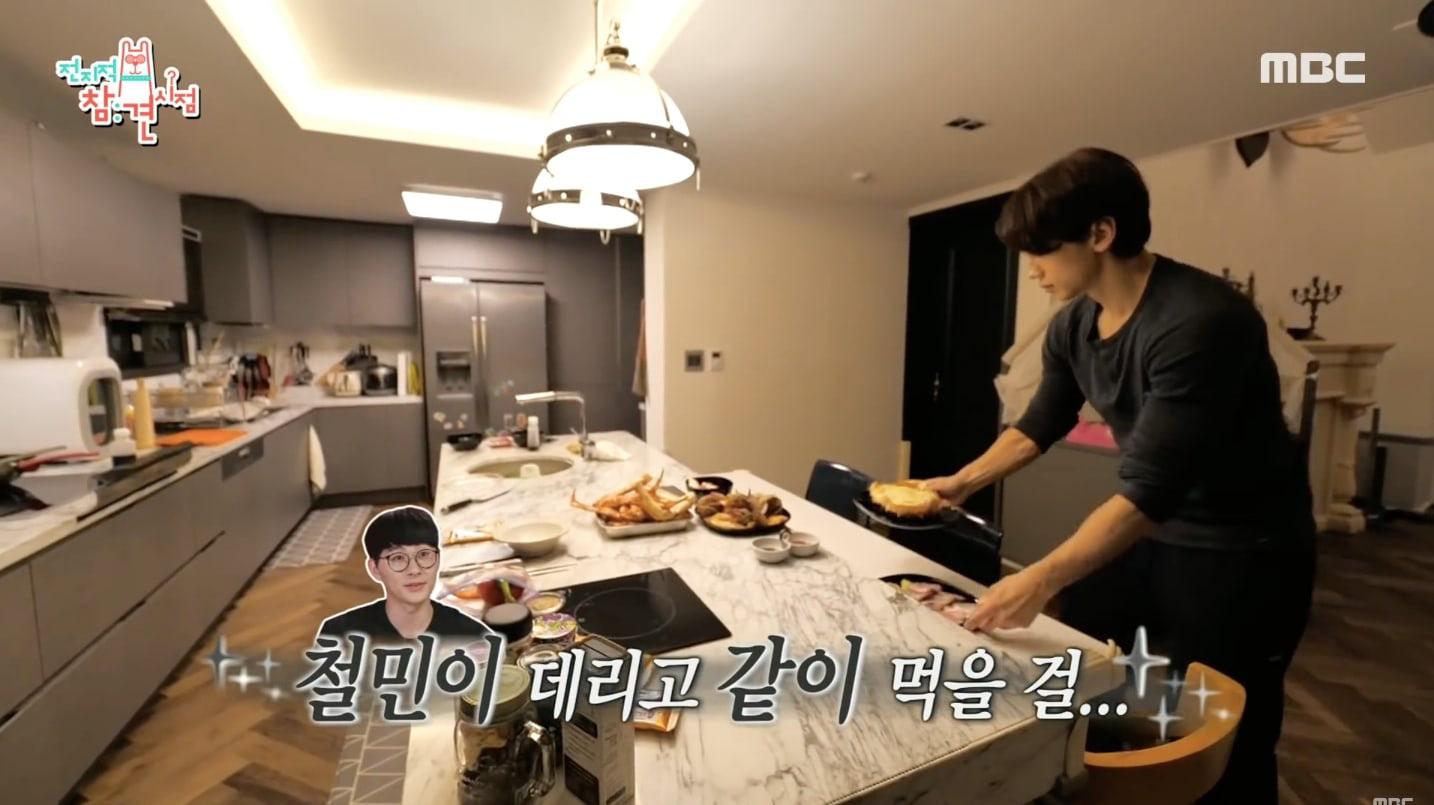 Bi Rain lần đầu hé lộ căn bếp siêu sang của biệt thự trăm tỷ, trổ tài nấu cho Kim Tae Hee đúng chuẩn nghiện vợ - Ảnh 6.