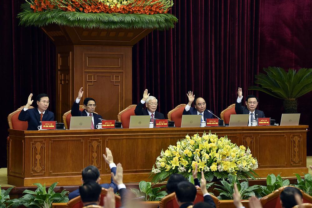 Nhân sự ứng cử Chủ tịch nước, Thủ tướng và Chủ tịch Quốc hội đạt phiếu tập trung cao - Ảnh 1.