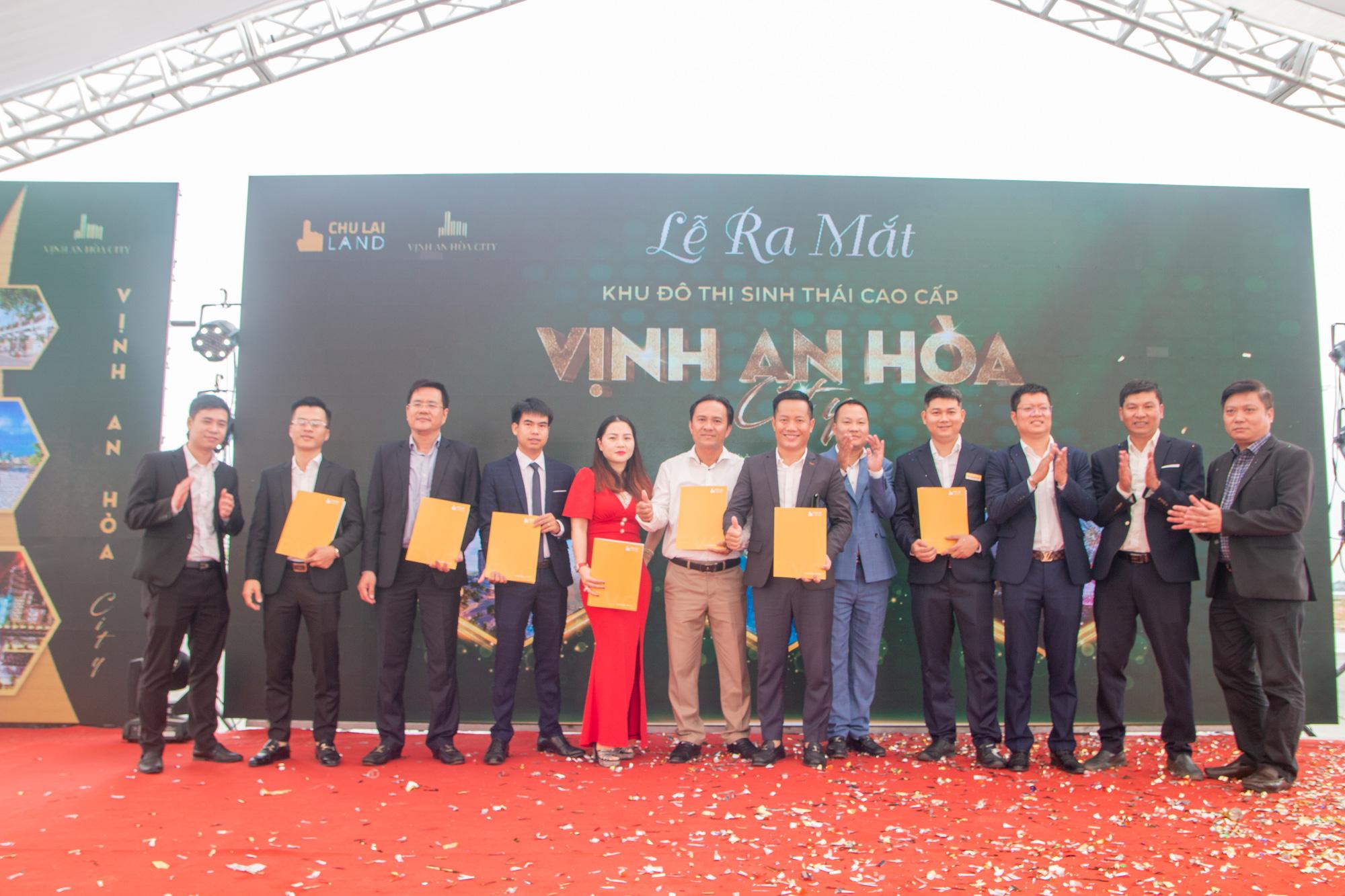 Tập đoàn FVG chính thức ra mắt nhà đầu tư dự án Vịnh An Hòa - Ảnh 1.