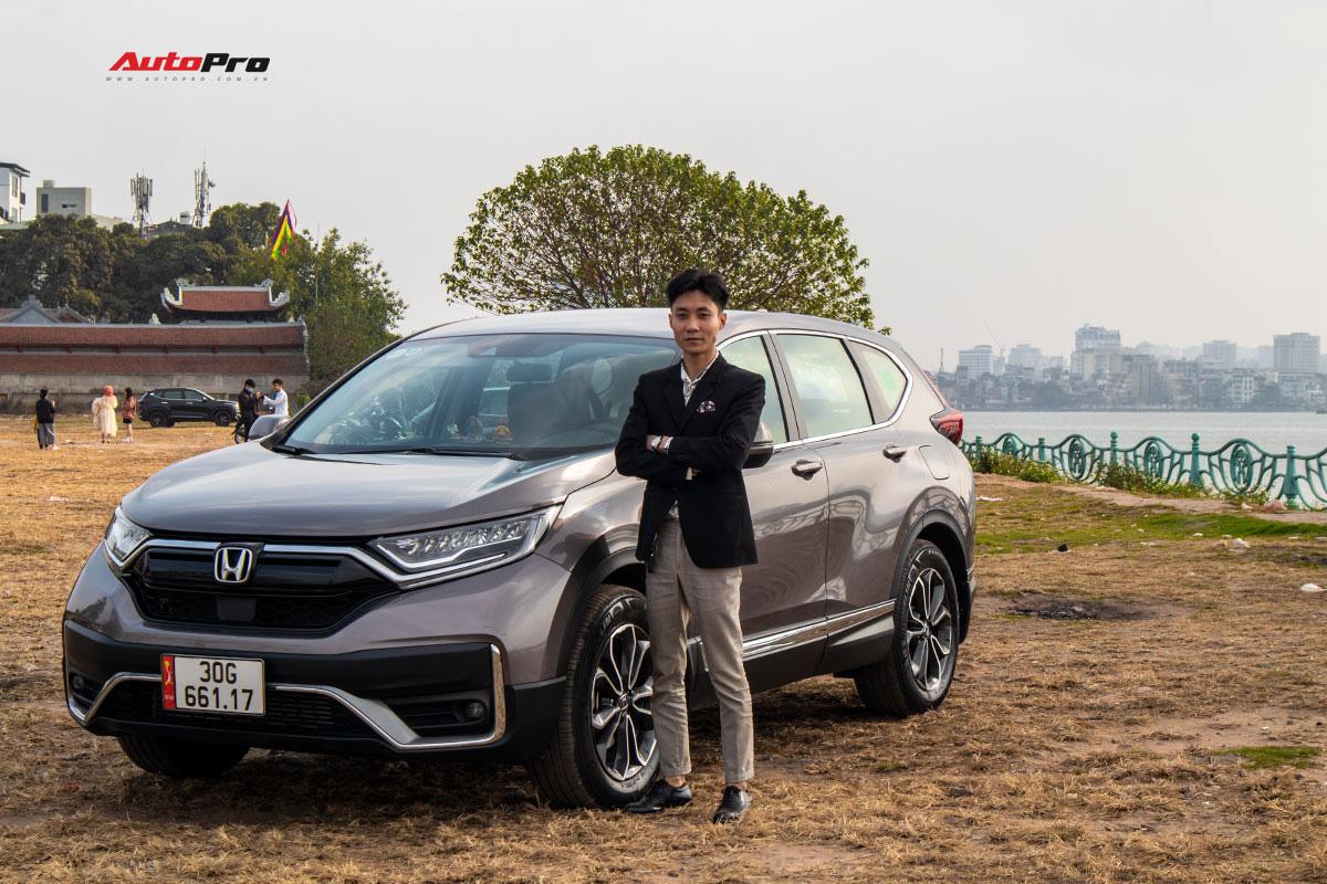 Chê Mazda CX-5 chòng chành, người dùng chọn Honda CR-V vì lái hay nhưng còn nhiều yếu điểm cần lập tức khắc phục - Ảnh 2.