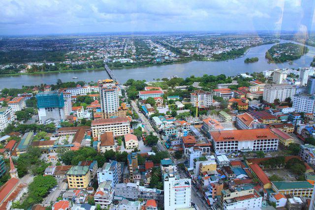 Thừa Thiên Huế: Sắp lên thành phố trực thuộc TƯ, giá đất tăng gấp 2 lần - Ảnh 1.