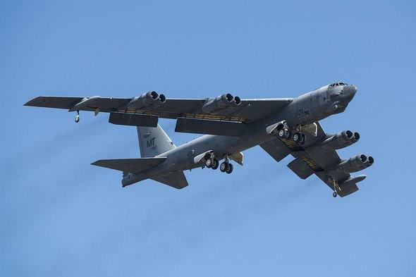 Biden điều 'pháo đài bay' B-52 gửi cảnh báo lạnh người đến Iran - Ảnh 2.