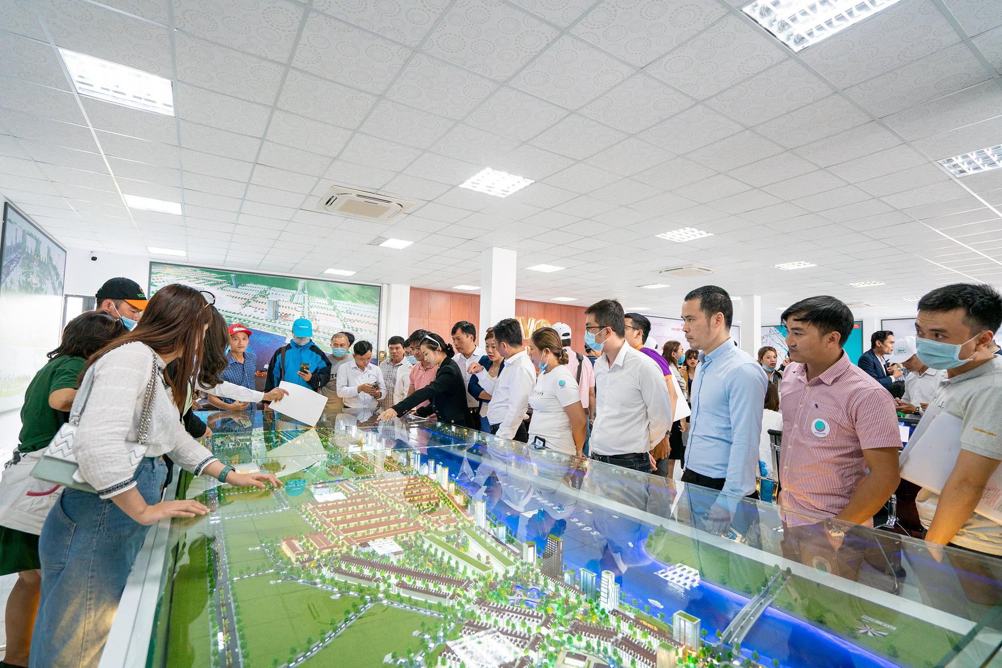 Tập đoàn FVG chính thức ra mắt nhà đầu tư dự án Vịnh An Hòa - Ảnh 3.