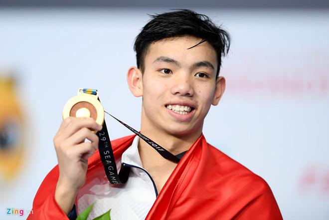 """""""Kình ngư"""" Nguyễn Huy Hoàng kể chuyện bơi tới Olympic Tokyo - Ảnh 1."""