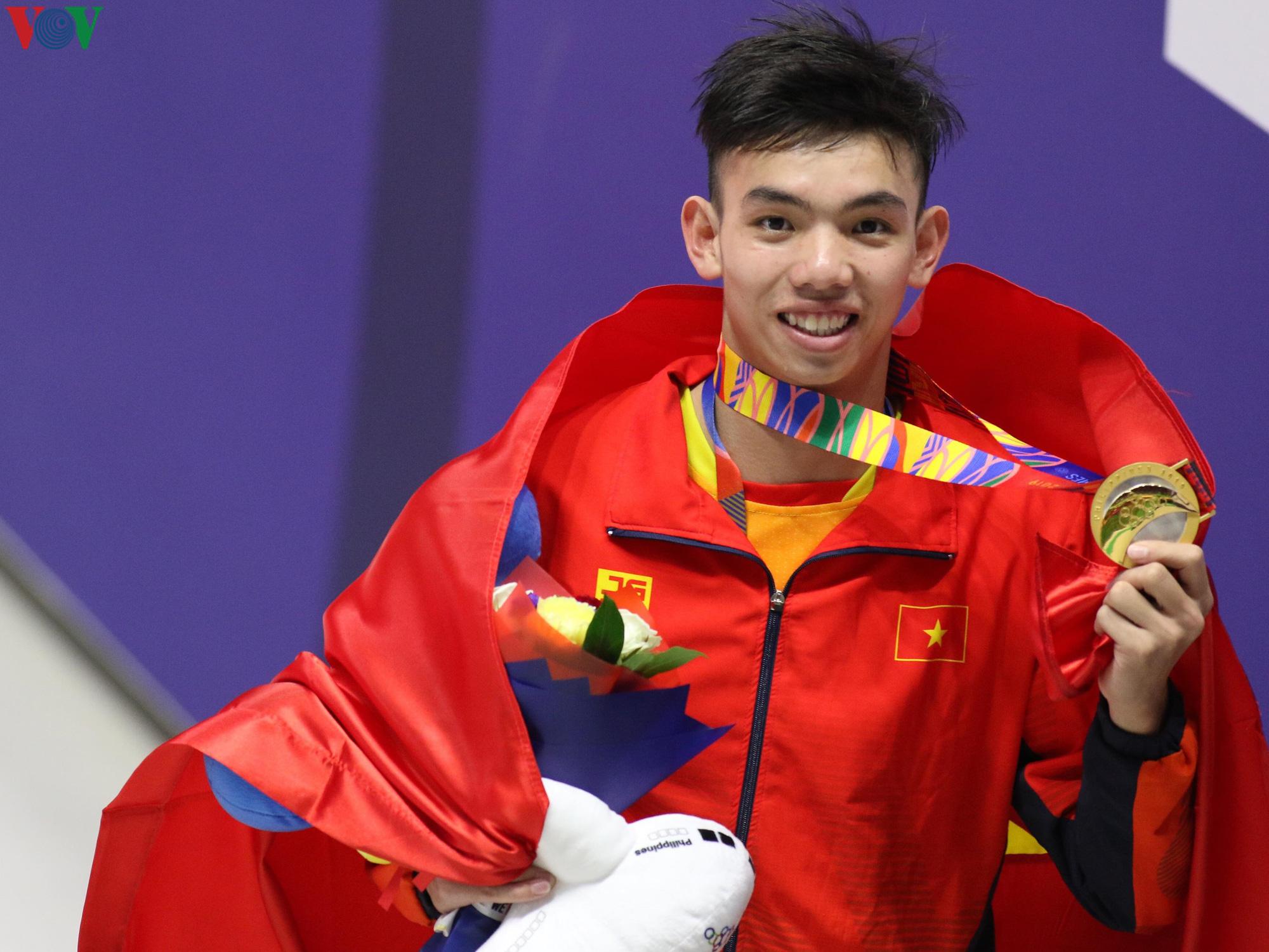 """""""Kình ngư"""" Nguyễn Huy Hoàng kể chuyện bơi tới Olympic Tokyo - Ảnh 4."""