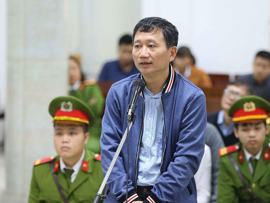 """Trịnh Xuân Thanh: """"Anh Thăng không có sai khi chỉ định thầu"""" - Ảnh 1."""