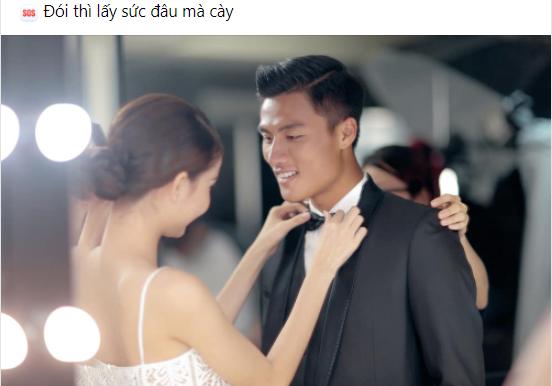 """Mạc Hồng Quân """"đá bóng nhựa"""" ở Quảng Ninh, Kỳ Hân lập tức viết tâm thư - Ảnh 1."""