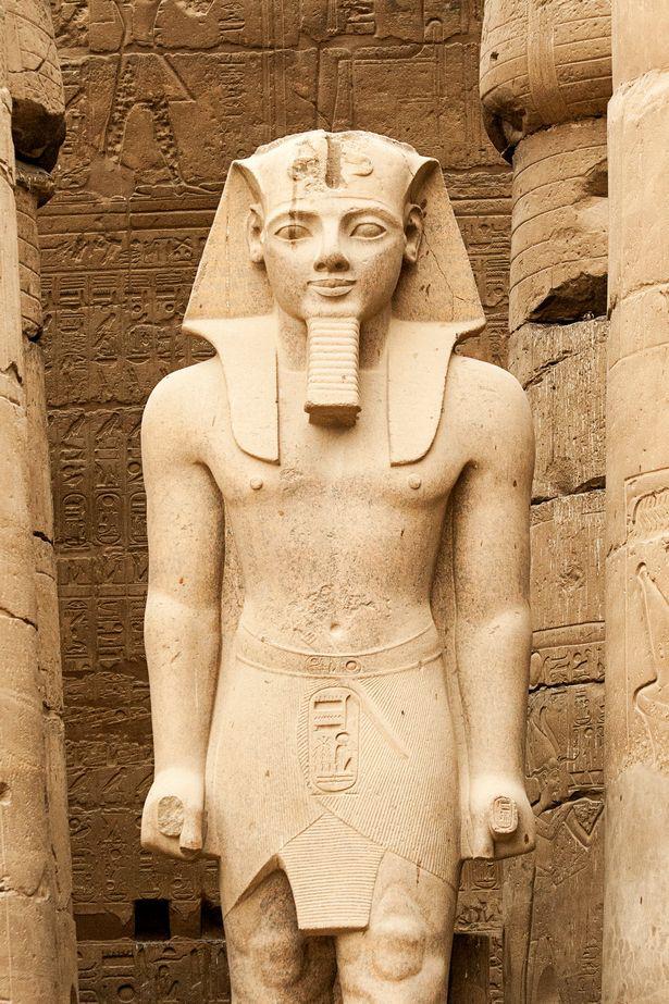 Sự cố kênh đào Suez có phải do một lời nguyền Pharaoh cổ đại? - Ảnh 2.