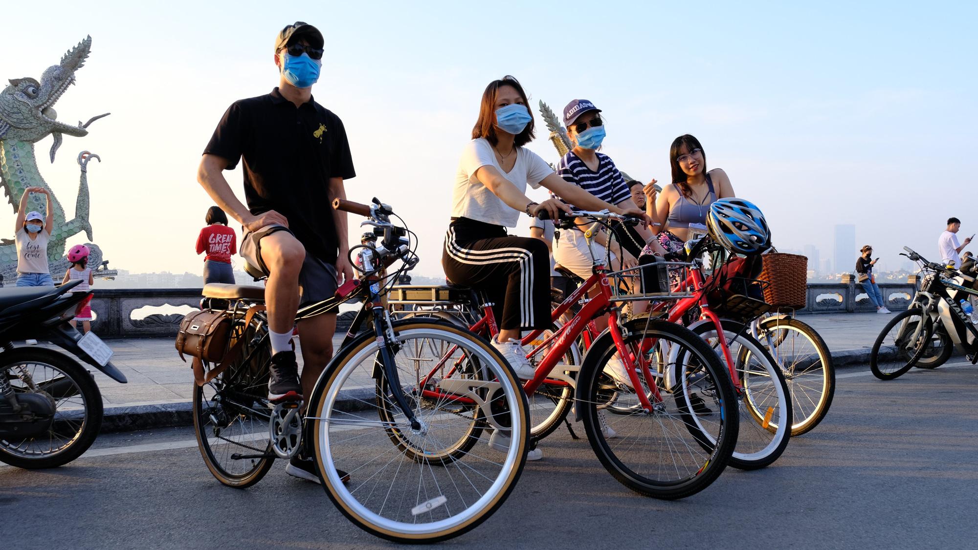 """Dân """"độ"""" xe tiết lộ 4 bước biến xe đạp cũ thành xe đạp trợ lực điện, chạy vù vù quanh Hồ Tây - Ảnh 4."""