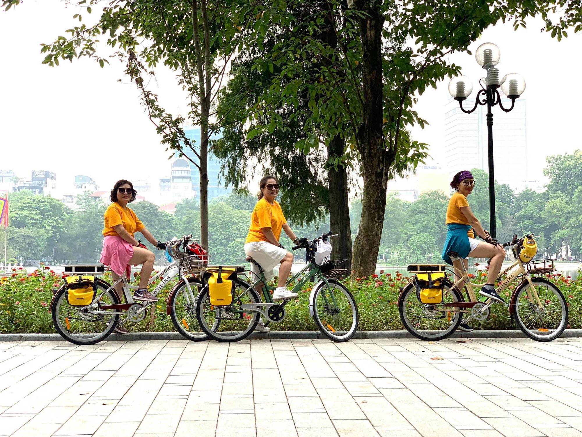"""Dân """"độ"""" xe tiết lộ 4 bước biến xe đạp cũ thành xe đạp trợ lực điện, chạy vù vù quanh Hồ Tây - Ảnh 5."""