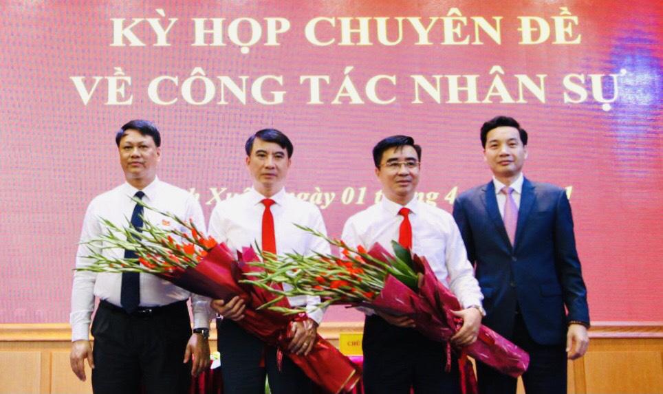 Người vừa được Chủ tịch Hà Nội phê chuẩn làm Chủ tịch UBND quận Thanh Xuân là ai? - Ảnh 1.
