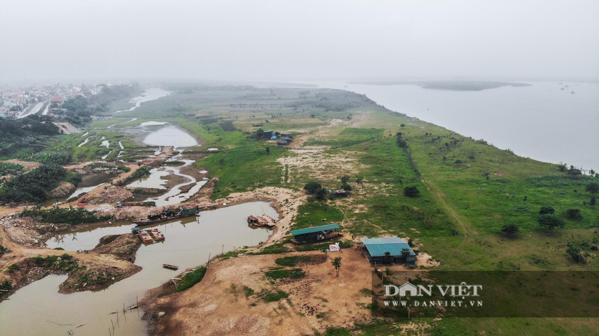 Những hoạt động trong khu vực quy hoạch ven sông Hồng có gì? - Ảnh 8.