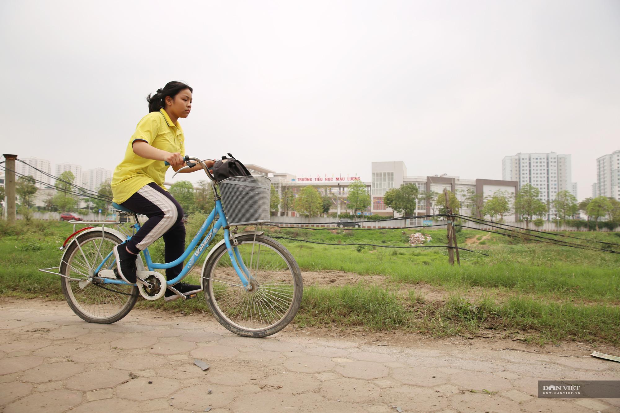 Trải nghiệm tuyến đường 7.500 tỷ đồng xuyên qua 4 quận, huyện Hà Nội - Ảnh 7.