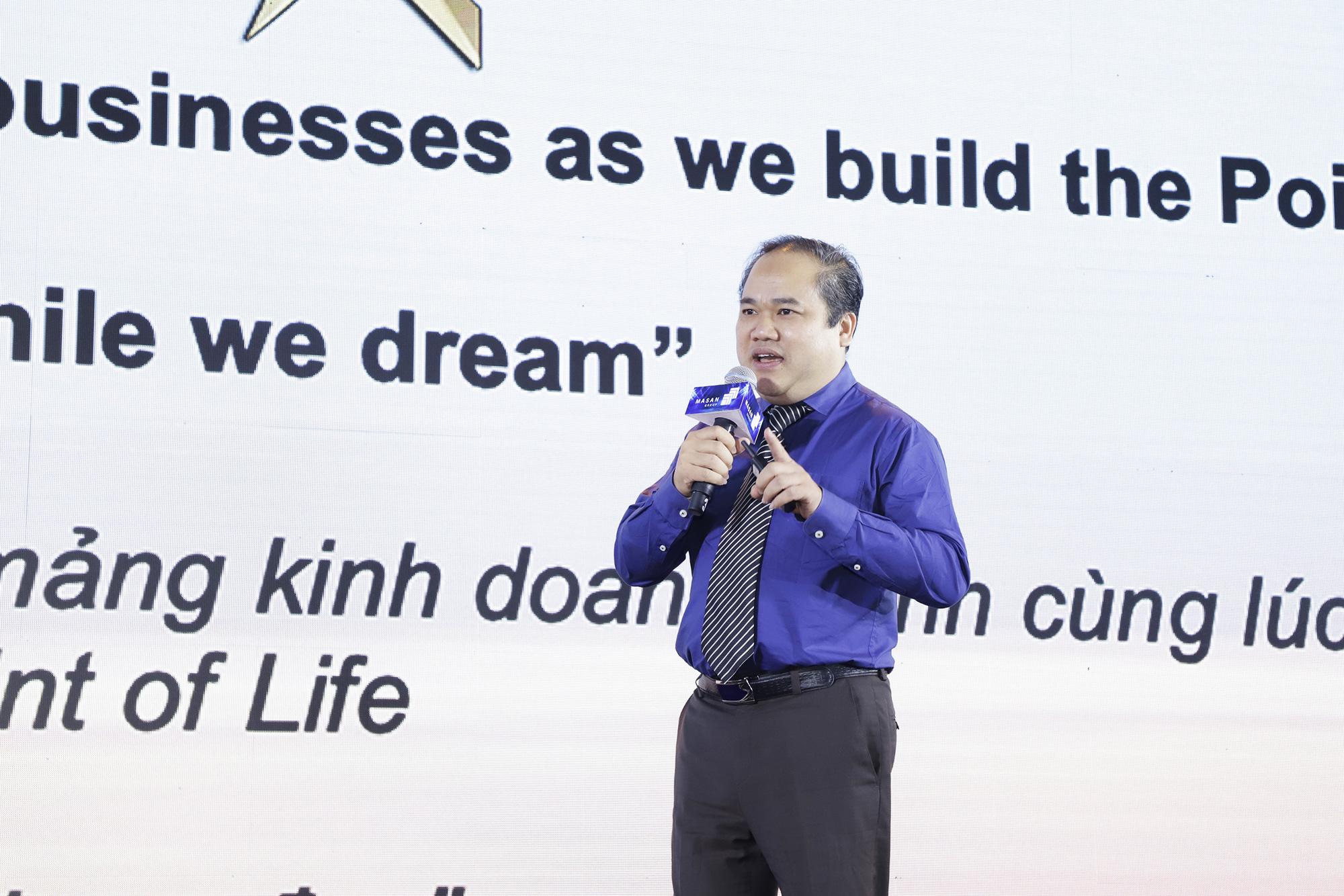 Masan và mục tiêu trở thành nhà bán lẻ hàng đầu Việt Nam, hướng về thị trường nông thôn, phục vụ 30-50 triệu người - Ảnh 3.