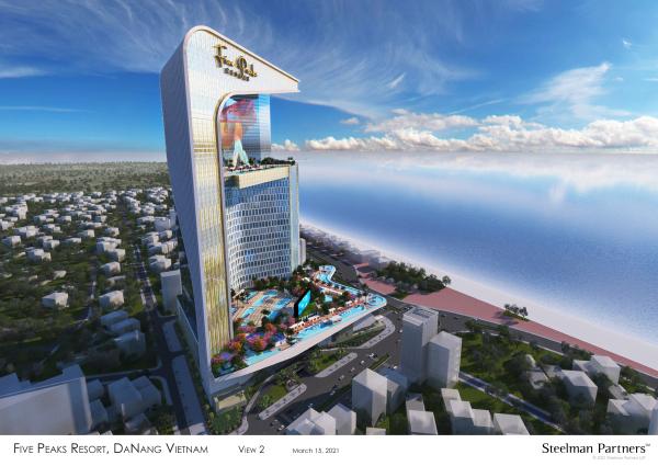 Đà Nẵng thành lập Tổ công tác hiện thực hóa thành Trung tâm tài chính khu vực - Ảnh 1.