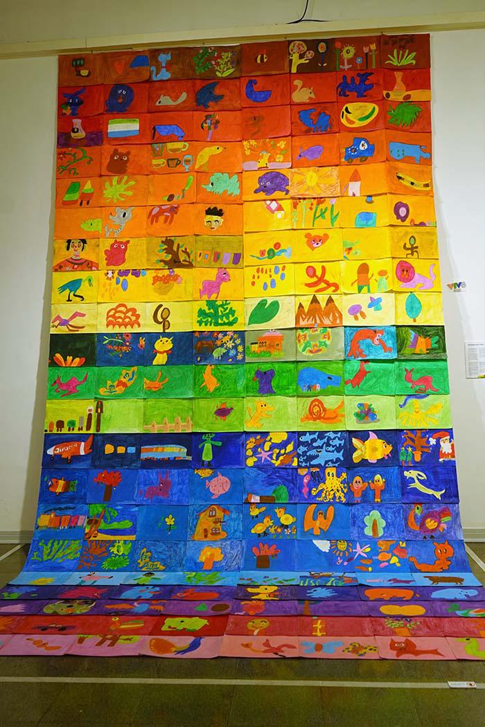 """""""Thế giới song song"""" – Triển lãm đặc biệt dành cho những bạn trẻ tự kỷ - Ảnh 6."""