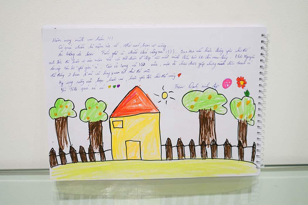 """""""Thế giới song song"""" – Triển lãm đặc biệt dành cho những bạn trẻ tự kỷ - Ảnh 9."""