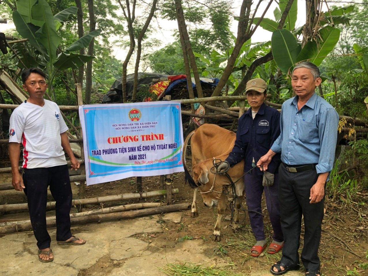 Quảng Nam: Hội Nông dân Điện Bàn đặt mục tiêu 1000 hội viên tham gia bảo hiểm xã hội tự nguyện - Ảnh 2.