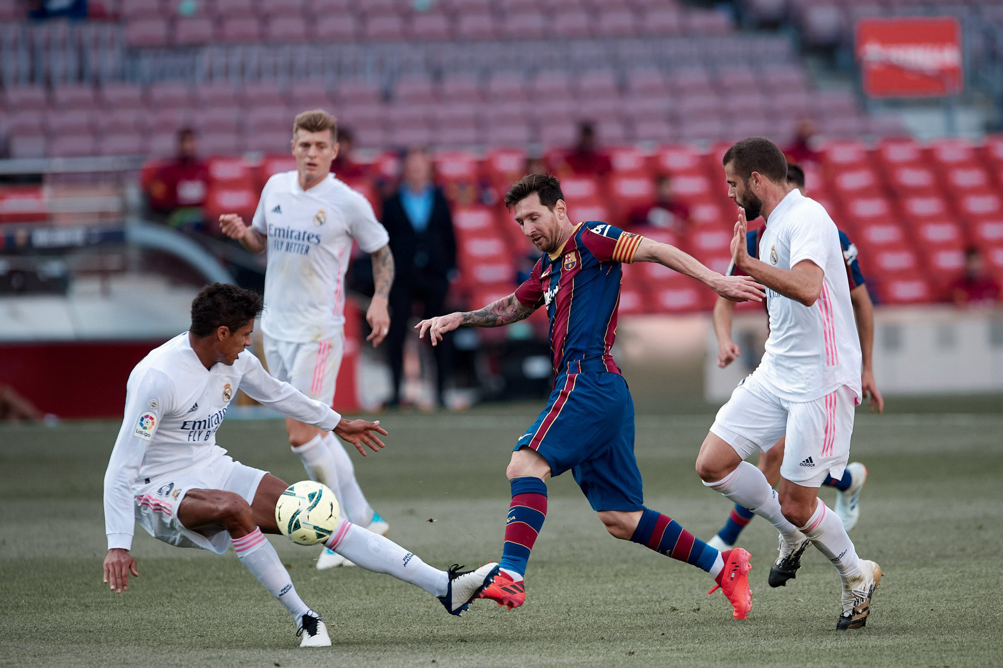 Soi kèo, tỷ lệ cược Real Madrid vs Barca: Khách lấn chủ? - Ảnh 1.