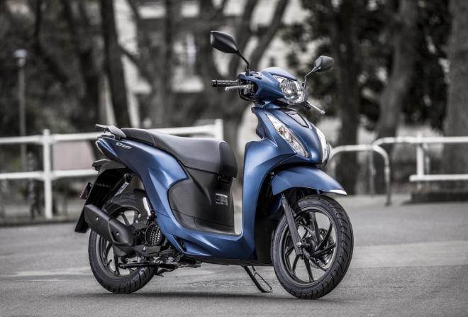 Honda Dio 110 2021