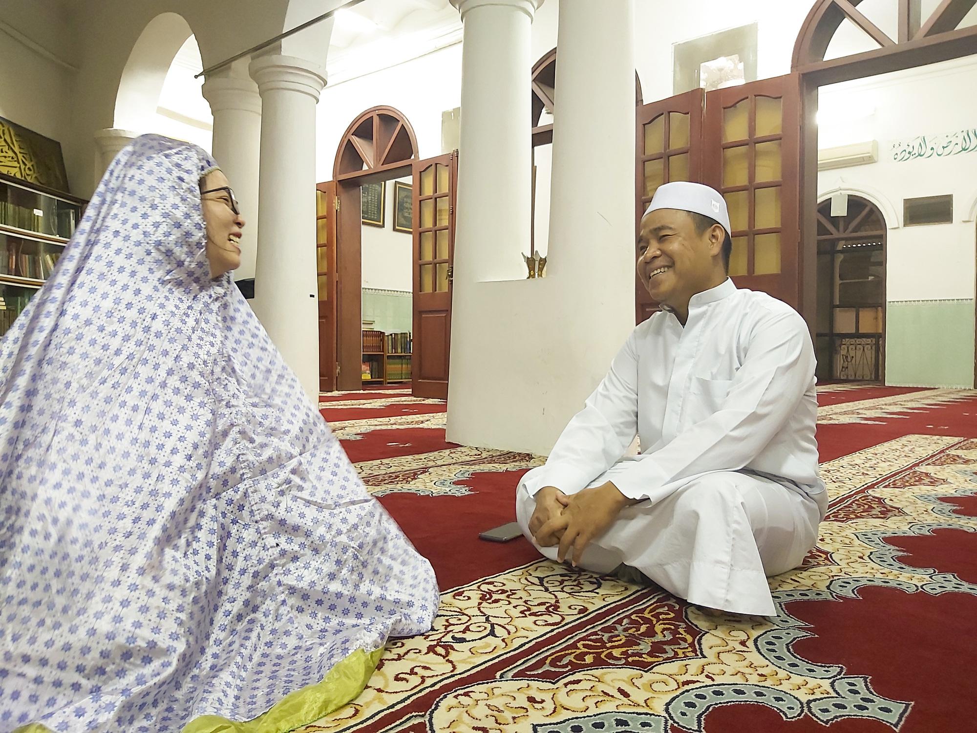 Thánh đường Hồi giáo - Ảnh 4.
