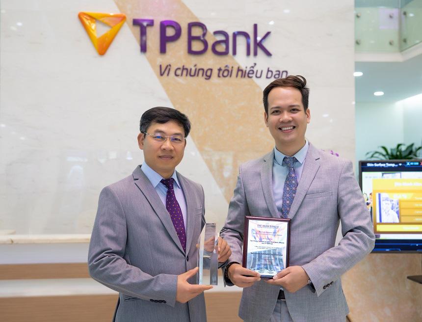 TPBank tiếp tục được vinh danh là Ngân hàng số xuất sắc nhất Việt Nam - Ảnh 2.