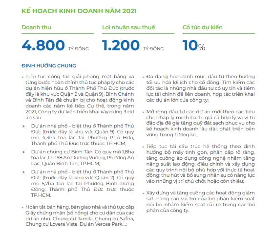 Nhà Khang Điền sẽ triển khai Dự án nhà phố - biệt thự ở TP Thủ Đức trong năm 2021 - Ảnh 1.