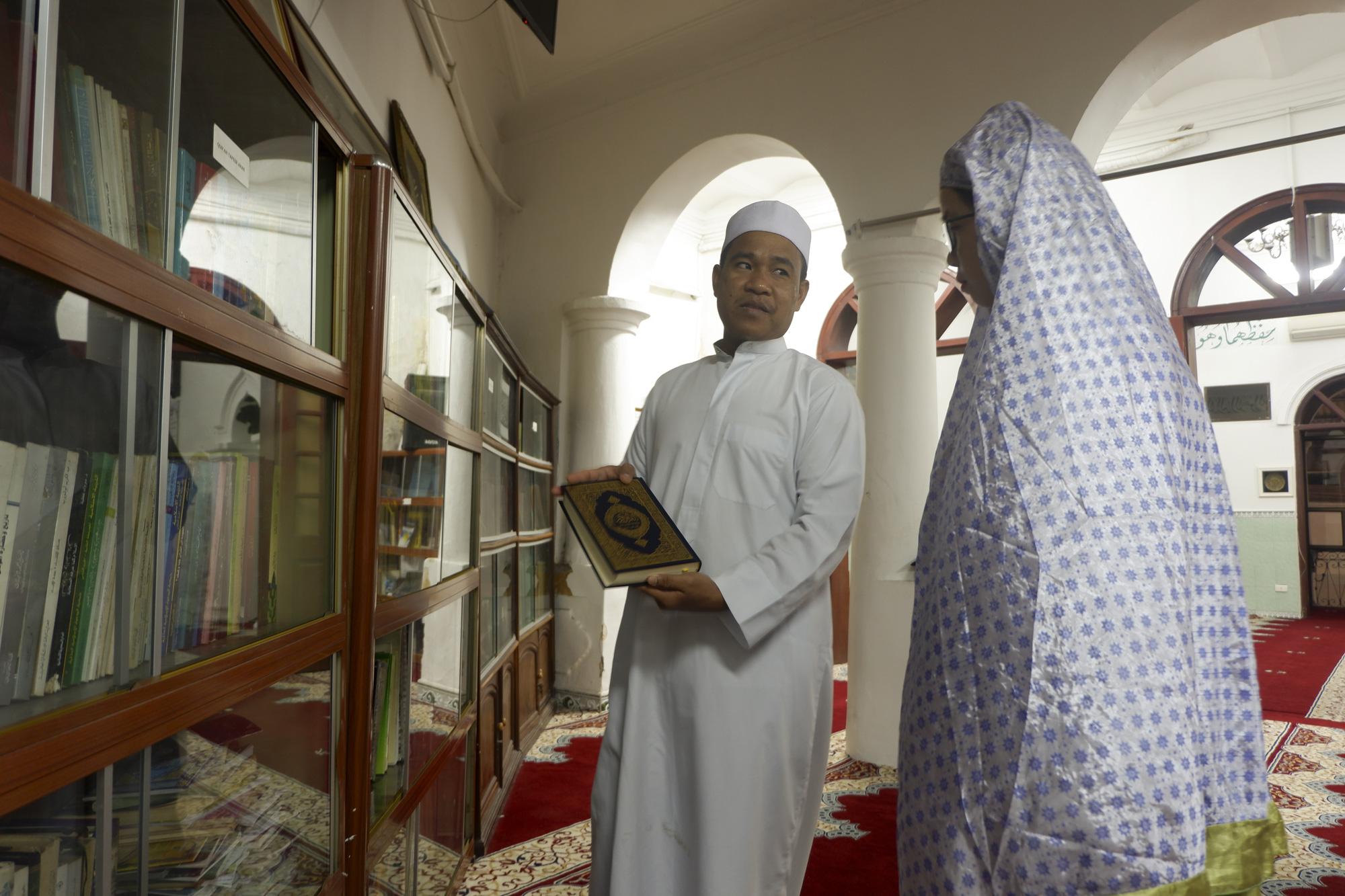 Thánh đường Hồi giáo - Ảnh 5.