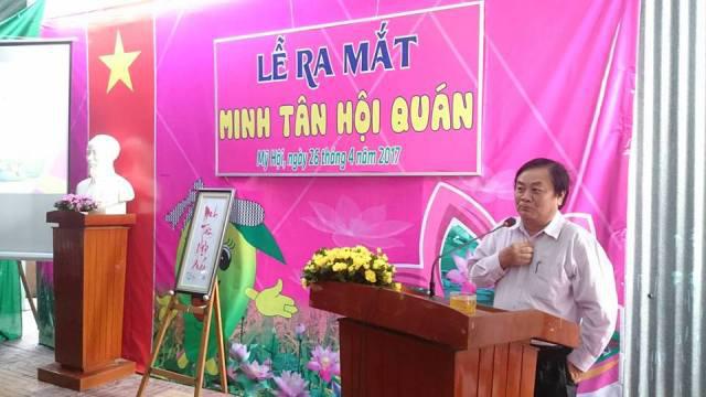 """Tân Bộ trưởng Bộ NNPTNT Lê Minh Hoan: Từ """"Hội quán nông dân"""" đến kiến thiết không gian phát triển cho nông nghiệp Việt Nam - Ảnh 2."""
