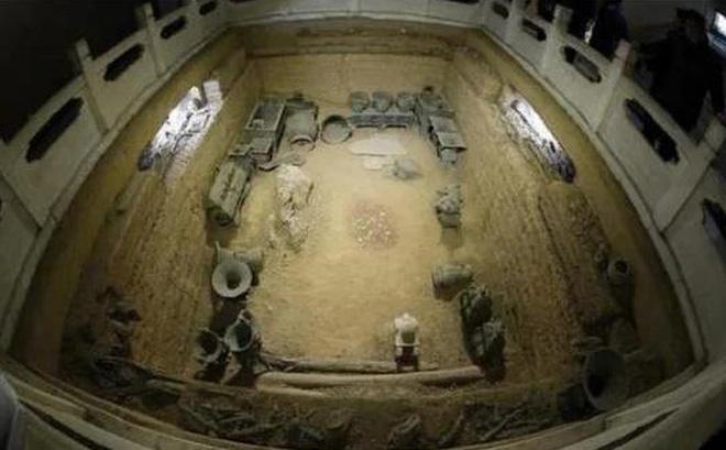 Lăng mộ nữ tướng đầu tiên của Trung Quốc có gì khiến hậu thế sửng sốt? - Ảnh 1.