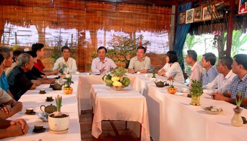 """Tân Bộ trưởng Bộ NNPTNT Lê Minh Hoan: Từ """"Hội quán nông dân"""" đến kiến thiết không gian phát triển cho nông nghiệp Việt Nam - Ảnh 5."""