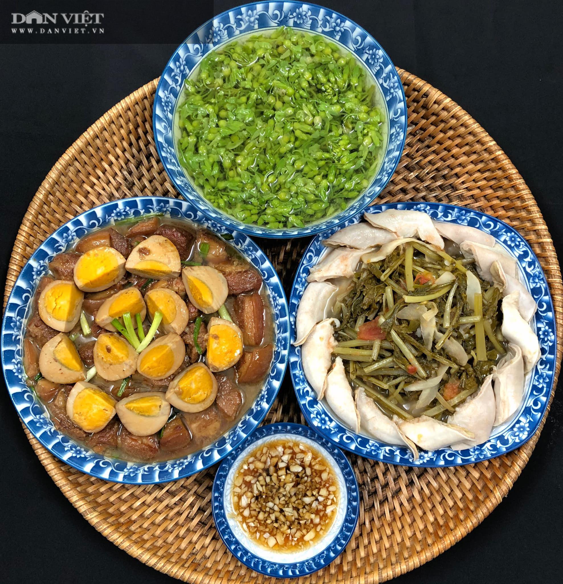 Gợi ý 7 thực đơn đủ dinh dưỡng cho bữa cơm gia đình - Ảnh 1.