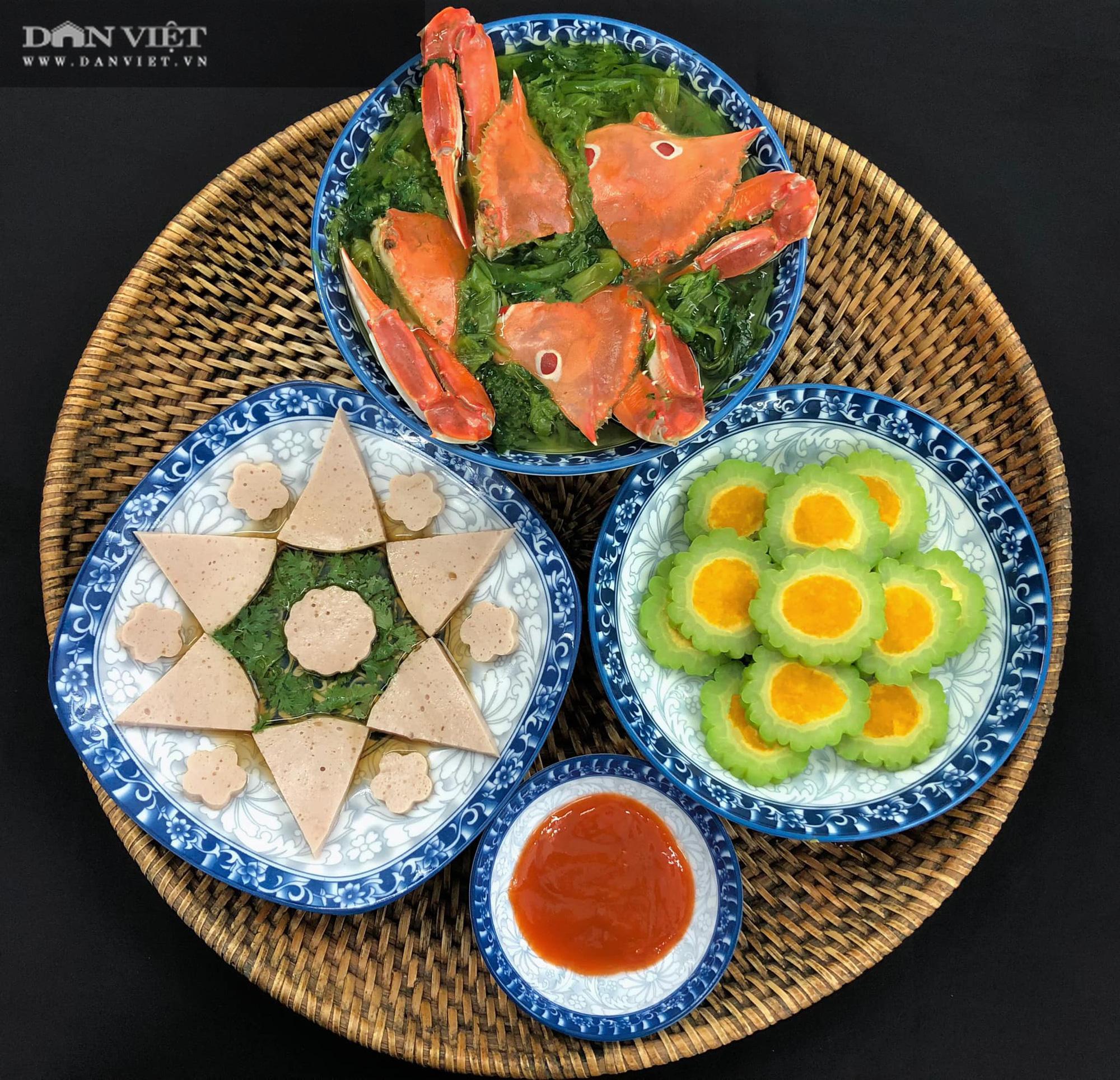 Gợi ý 7 thực đơn đủ dinh dưỡng cho bữa cơm gia đình - Ảnh 4.
