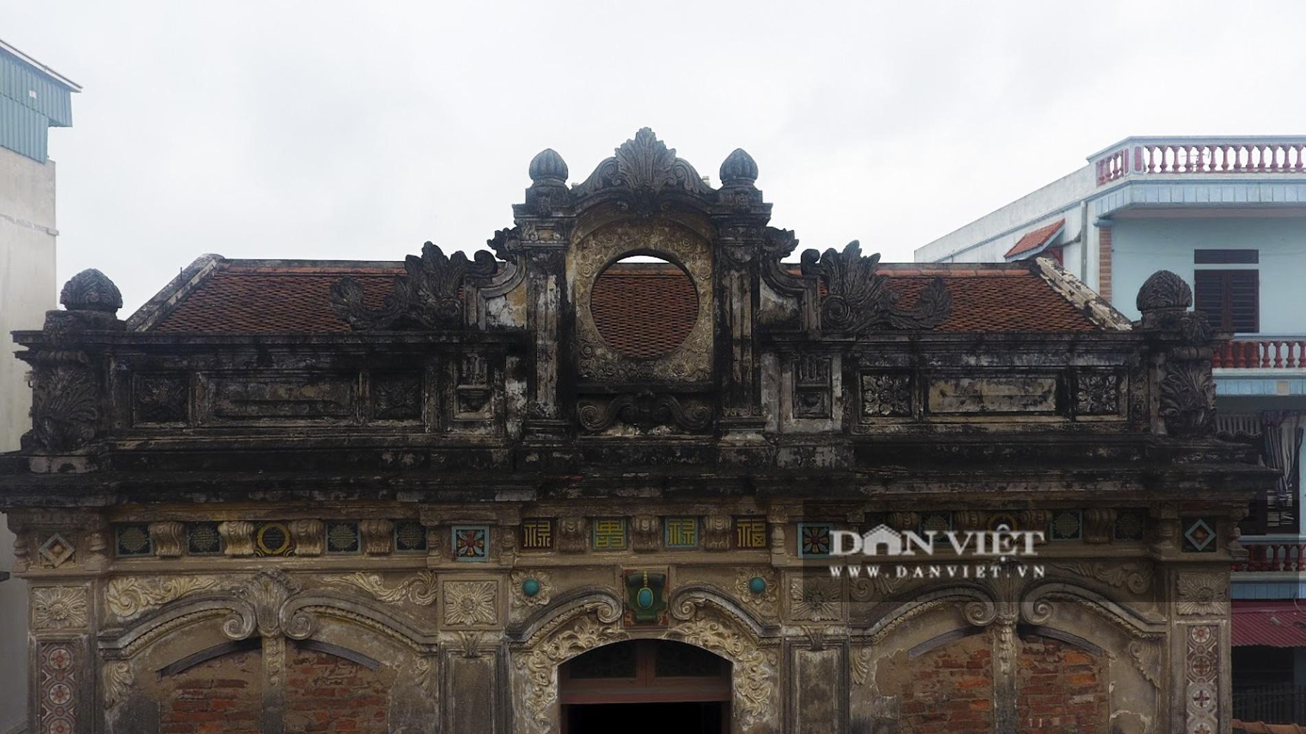 Căn biệt thự Pháp cổ 100 tuổi của 'đại gia làng miến' nức tiếng Hà Nội xưa - Ảnh 4.