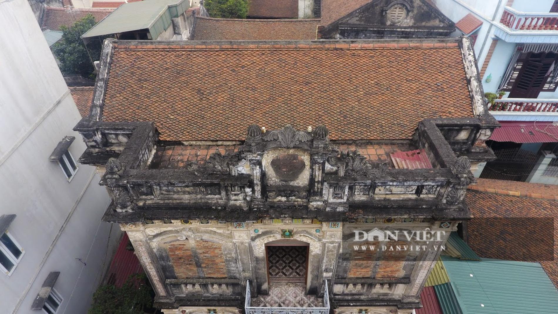 Căn biệt thự Pháp cổ 100 tuổi của 'đại gia làng miến' nức tiếng Hà Nội xưa - Ảnh 14.