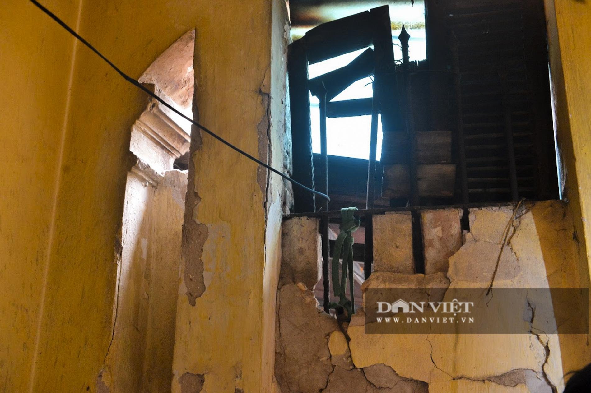 Căn biệt thự Pháp cổ 100 tuổi của 'đại gia làng miến' nức tiếng Hà Nội xưa - Ảnh 11.