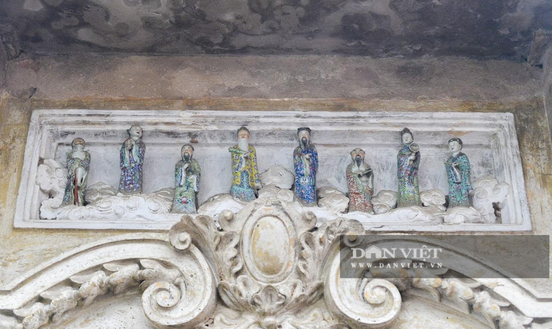 Căn biệt thự Pháp cổ 100 tuổi của 'đại gia làng miến' nức tiếng Hà Nội xưa - Ảnh 5.