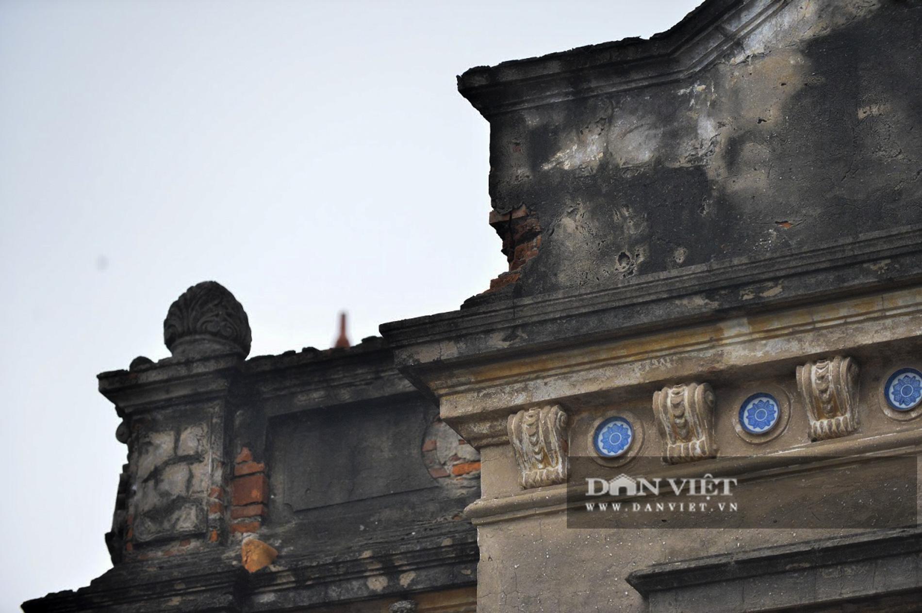 Căn biệt thự Pháp cổ 100 tuổi của 'đại gia làng miến' nức tiếng Hà Nội xưa - Ảnh 8.