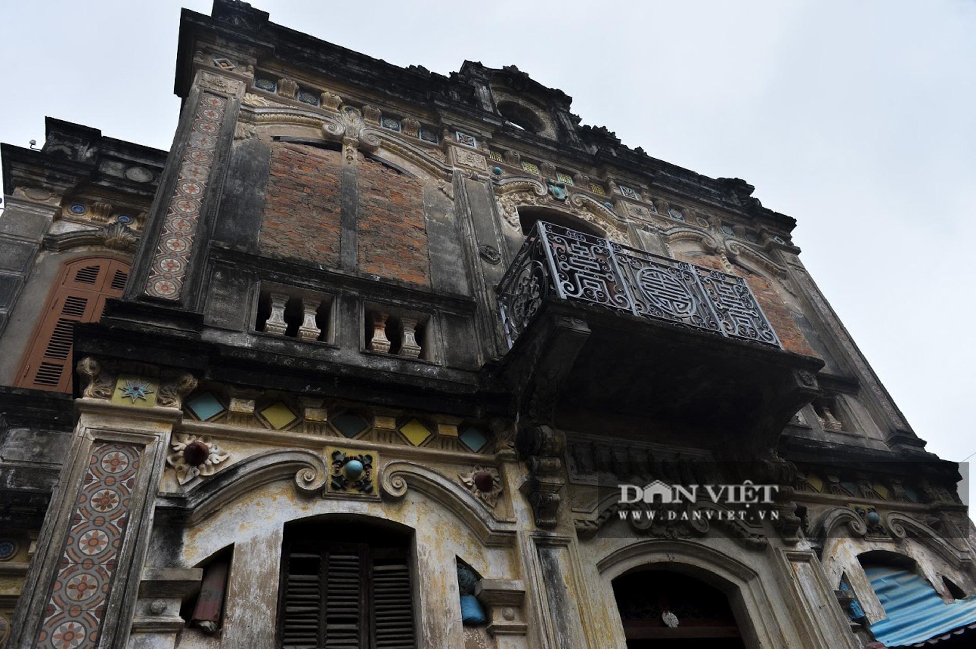 Căn biệt thự Pháp cổ 100 tuổi của 'đại gia làng miến' nức tiếng Hà Nội xưa - Ảnh 2.