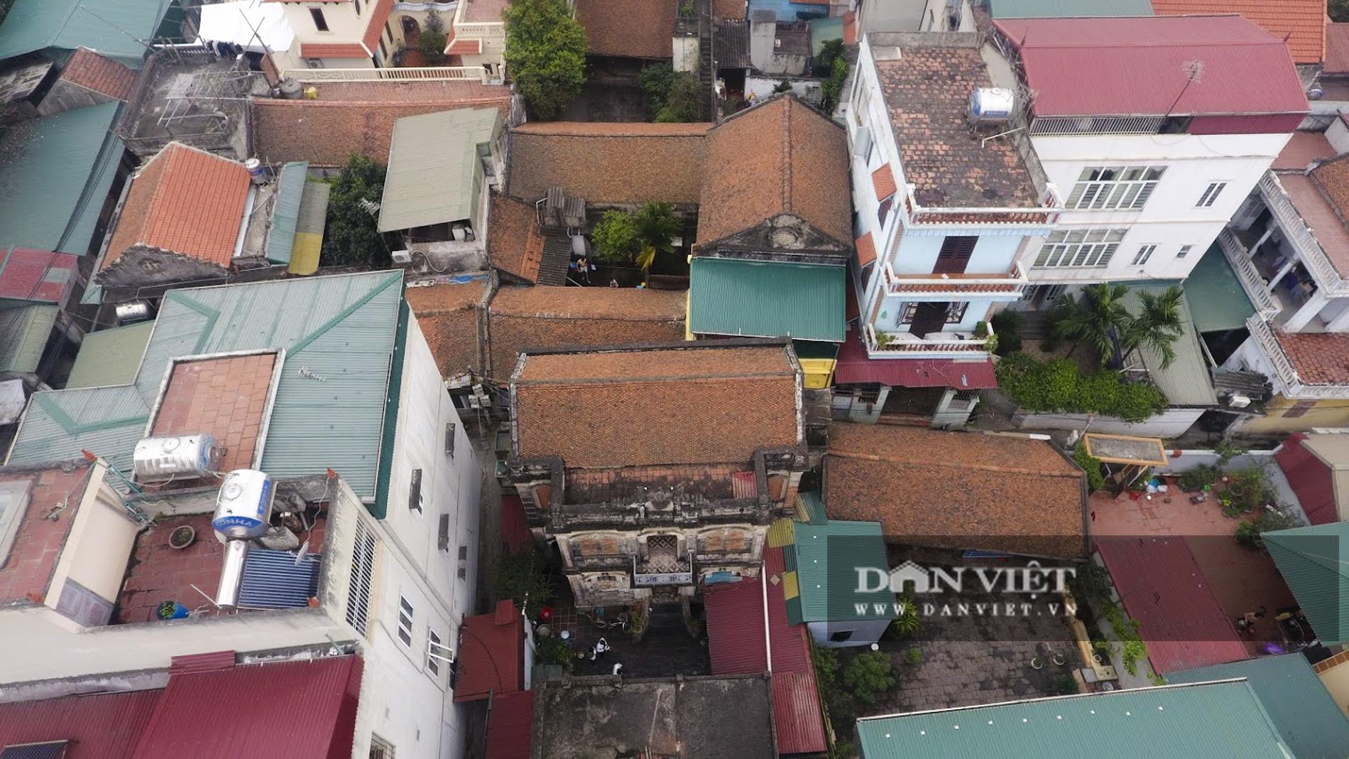 Căn biệt thự Pháp cổ 100 tuổi của 'đại gia làng miến' nức tiếng Hà Nội xưa - Ảnh 1.