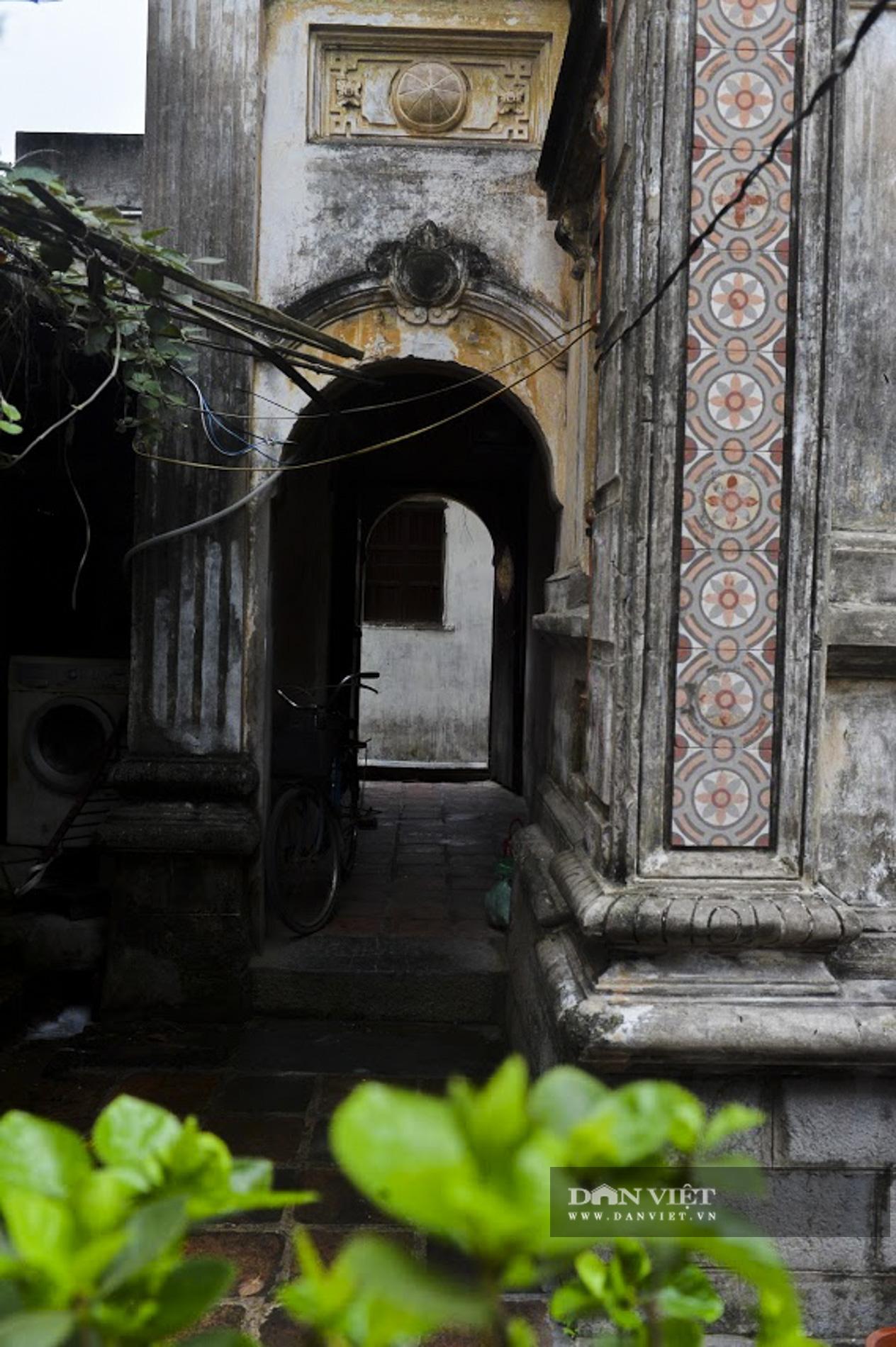 Mê mẩn với kiến trúc xưa cũ của căn biệt thự 100 tuổi ở làng cổ Cự Đà - Ảnh 11.