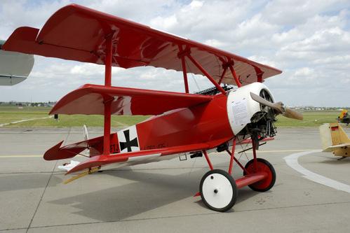 """Phi công Đức có biệt danh """"Nam tước đỏ"""", bắn hạ 80 máy bay - Ảnh 3."""