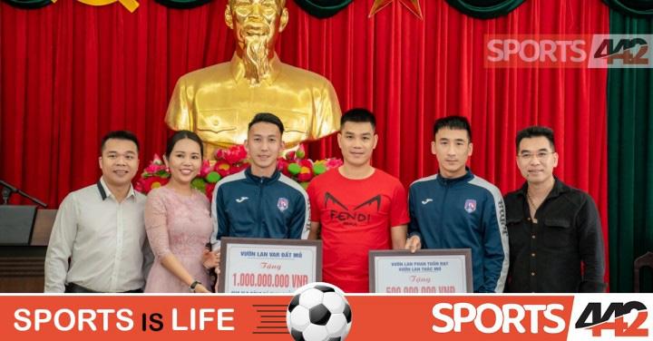 NÓNG: CLB Than Quảng Ninh được nhóm CĐV đặc biệt tặng 1,5 tỷ - Ảnh 2.