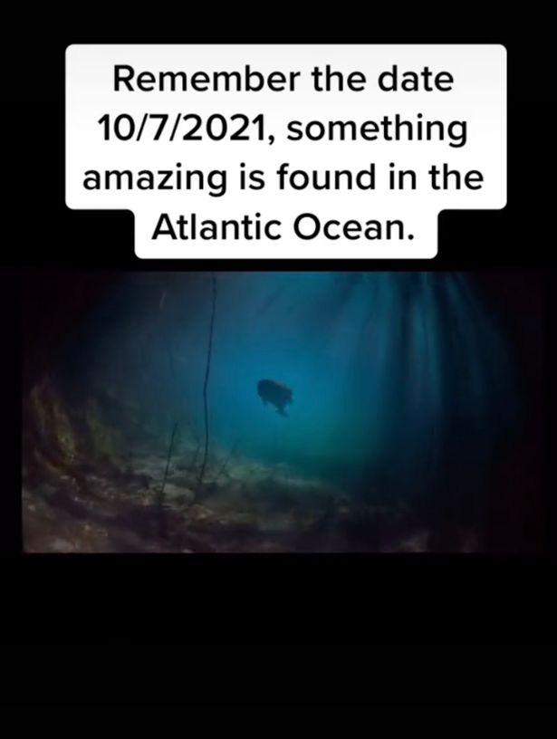 Nhà du hành thời gian tuyên bố bên dưới Đại Tây Dương ẩn chứa bí mật có thể thay đổi thế giới - Ảnh 2.