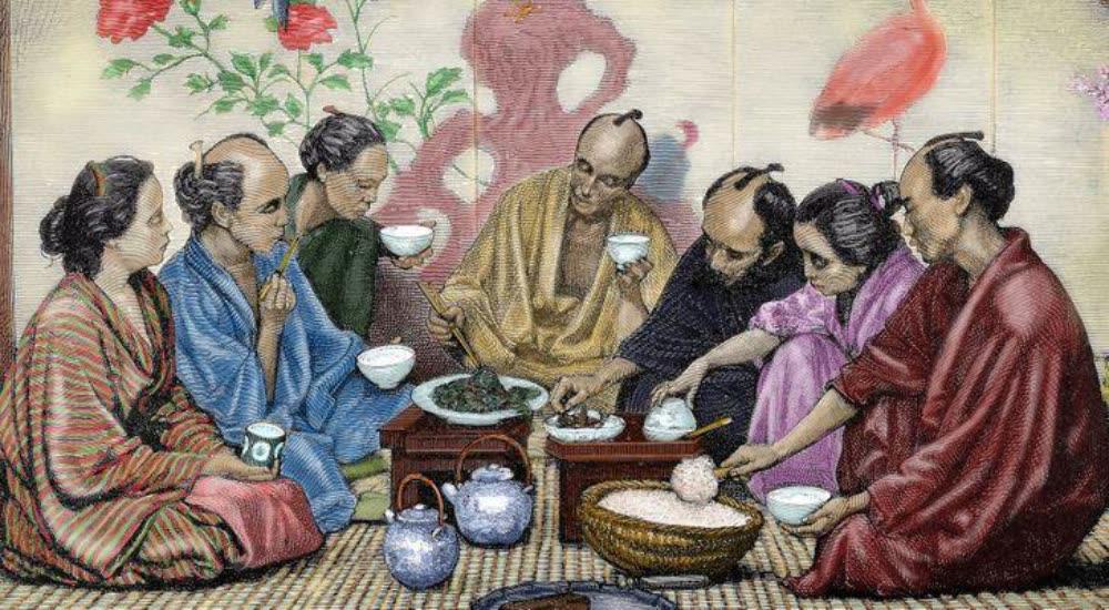 5 lý do người Nhật Bản thường ngồi bệt xuống sàn để ăn - Ảnh 6.